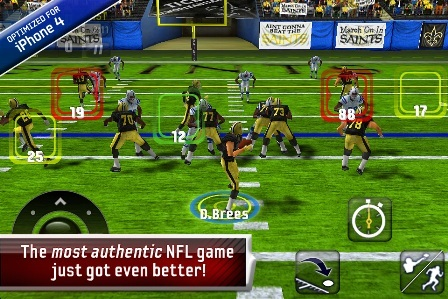 Madden 11 launches a Hail Mary into the New Zealand end zone