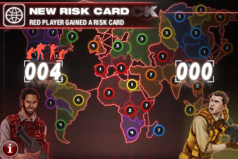 EA's Risk iPhone arrives in NZ, embarks on global expansion. Mirror's Edge 'coming soon'