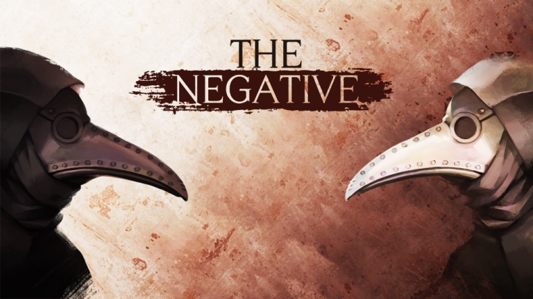 The Negative is the next dark fantasy RPG from the creators of Siralim