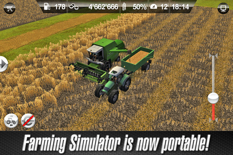 Walkthrough and tips for Farming Simulator 2012 for iPhone and iPad