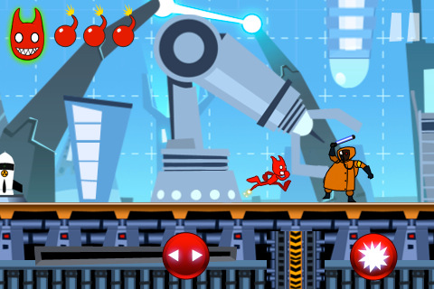 Capcom platformer MaXplosion 'splodes onto iPhone