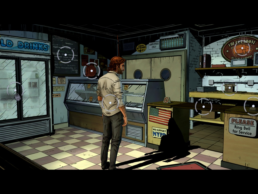 The Wolf Among Us - Episode 5, Cry Wolf is out right now for iPhone and iPad
