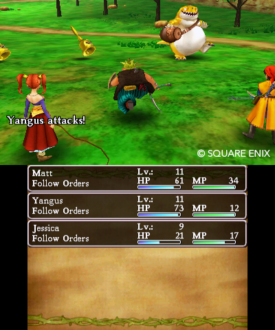 Dragon Quest VIII: Journey of the Cursed King review - The years have been kind to it