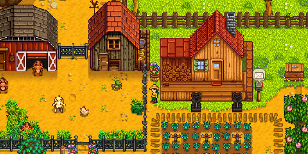 Stardew Valley creator is working on a new game, but he's not giving up on his passion project