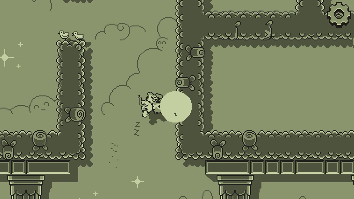 Fans of crashing into walls and free games should pick up 8bit Doves on iOS right now