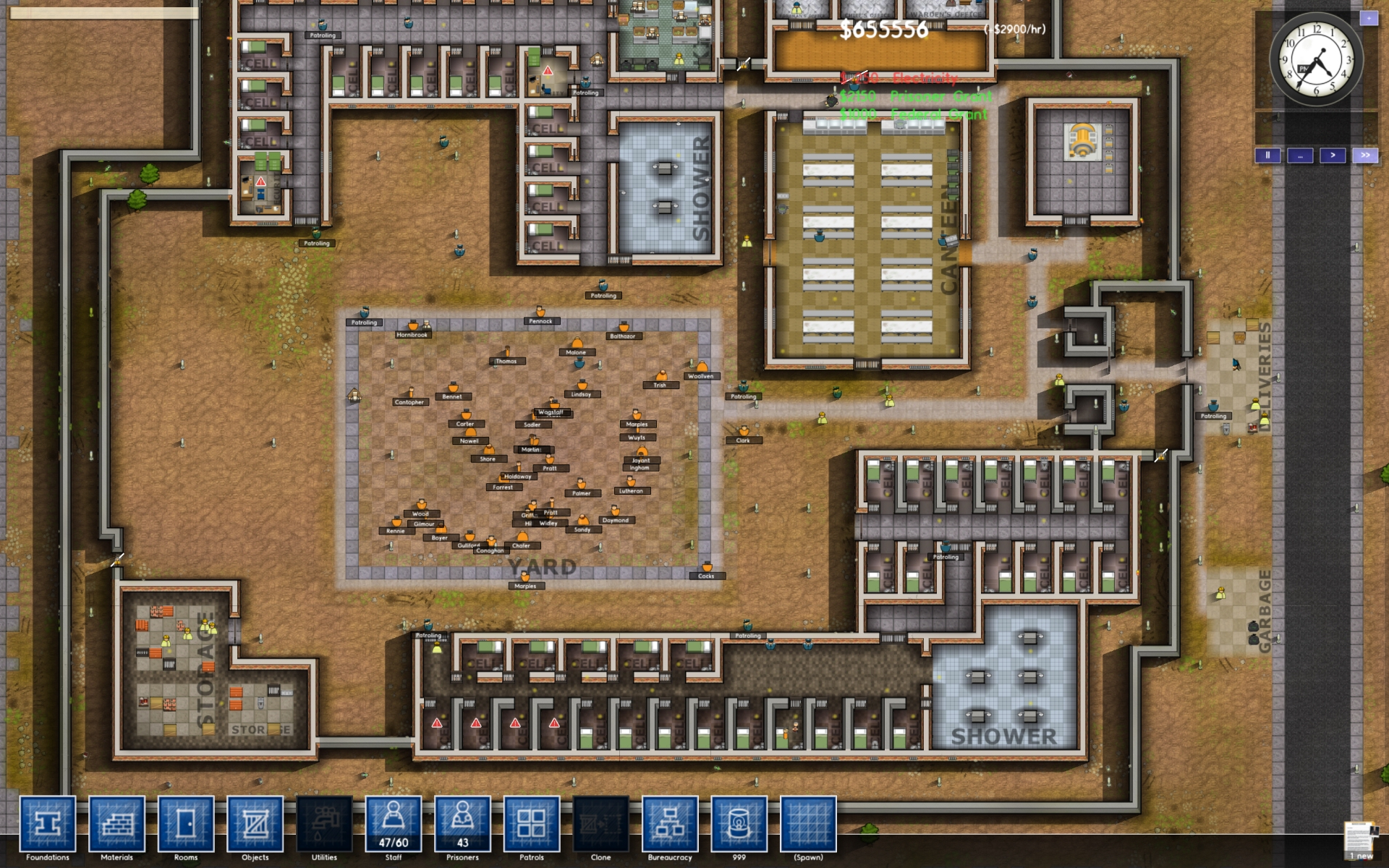 Prison Architect isn't coming to tablets this month, but it might come later this year