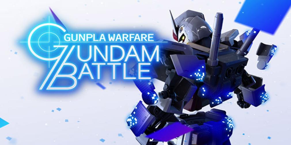 Gundam Battle: Gunpla Warfare brings explosive mecha action to Android and iOS