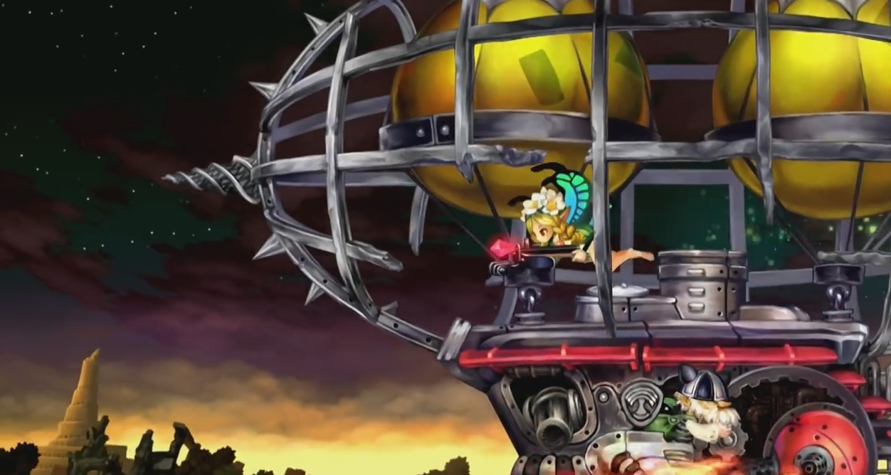 Classic PS2 JRPG Odin Sphere is getting a HD remake for PS Vita