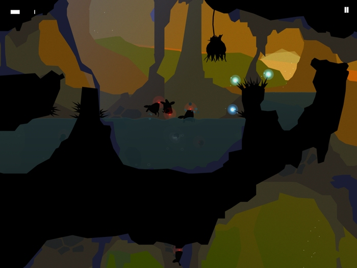 Prepare to explore the dangerous and stylish caverns of forma.8 on iPhone and iPad before the year is out