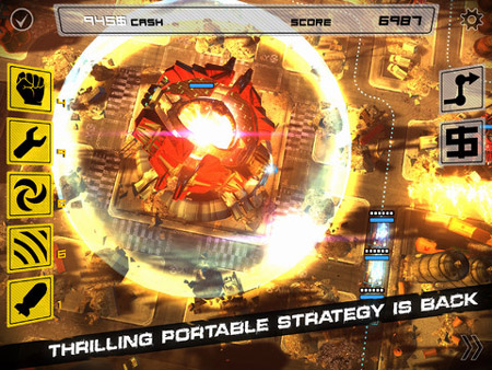 [Update] Tower offence sequel Anomaly Korea will roll onto iPhone and iPad at midnight