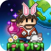 Junk Jack X has been updated with a bunch of Easter-related and non-Easter-related new content