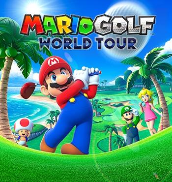 [Update] Downloadable Comment - Mario Golf: World Tour