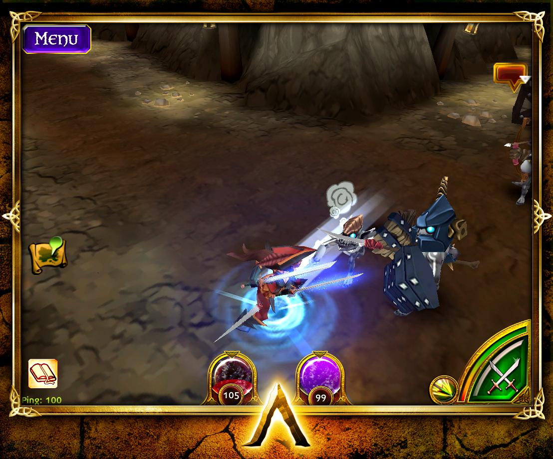 Arcane Legends stays frosty with Tarlok's Wrath update