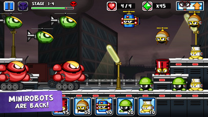 Tiny Defense 2 shakes up the template of the original, out now for iPhone and iPad