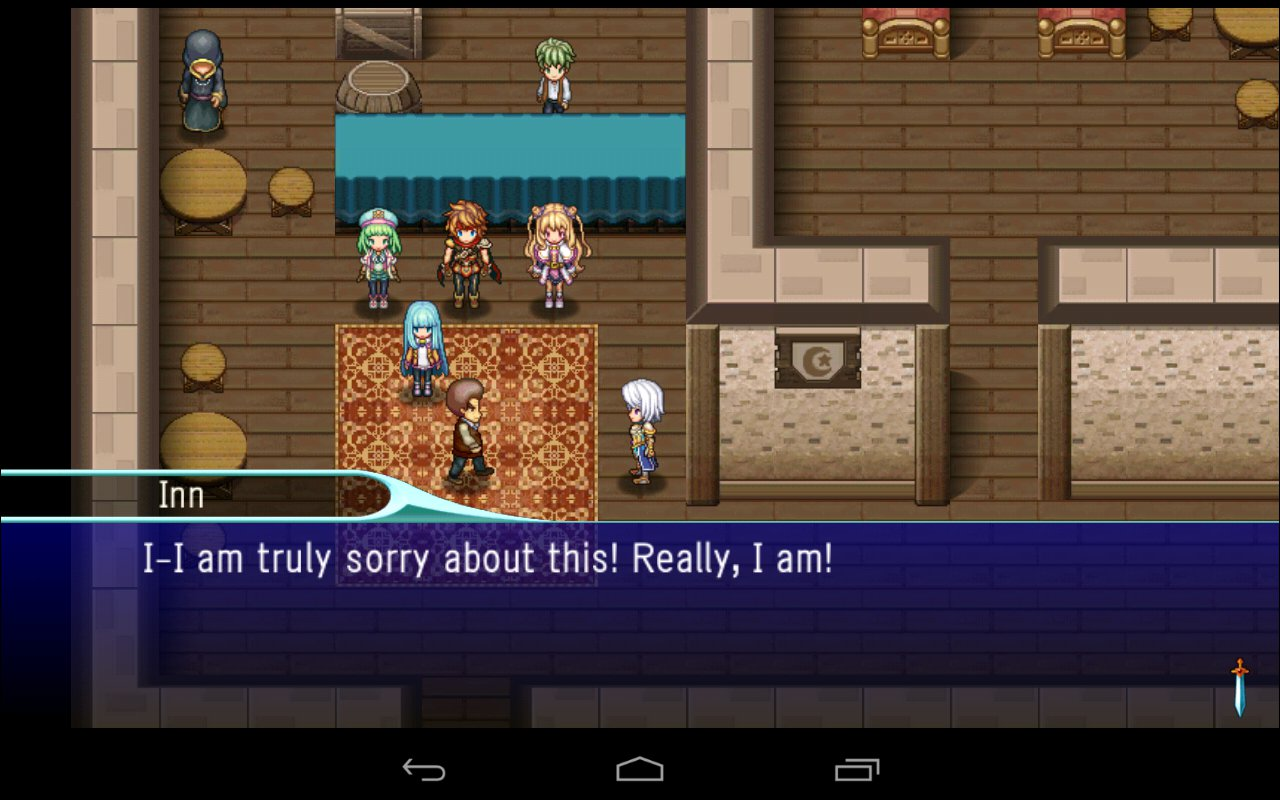 Kemco delivers retro RPGs with Alphadia Genesis on iOS, and Rusted Emeth on Android