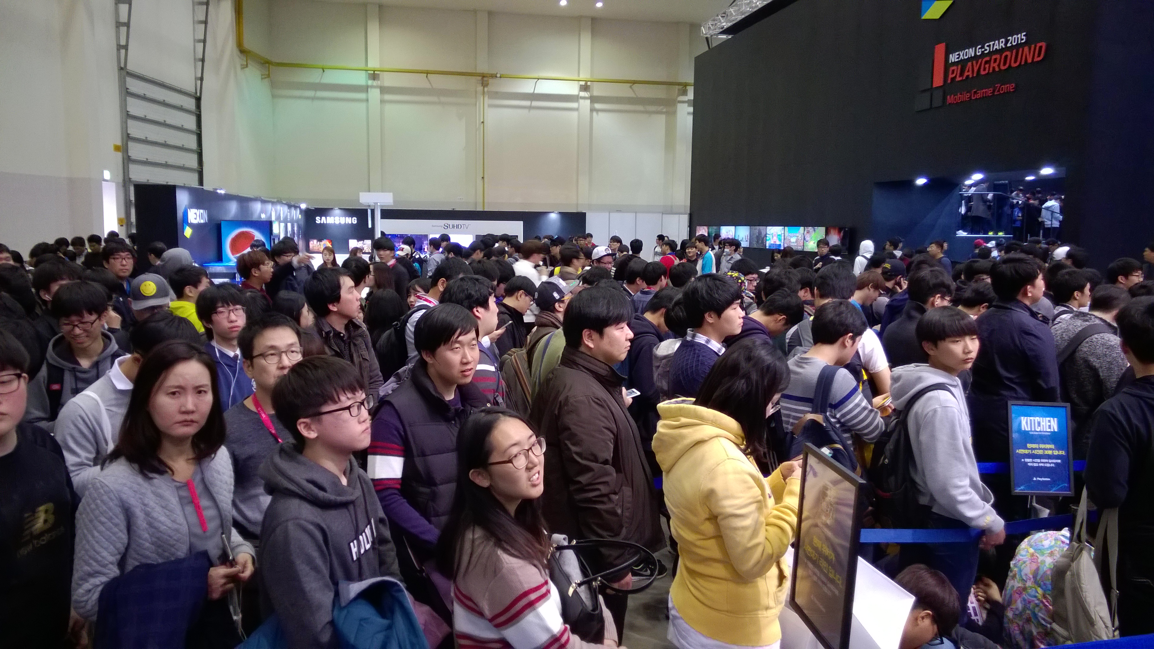 Every game we saw at G-Star 2015