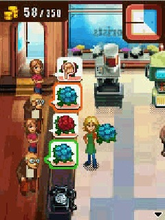 Flower Shop Star