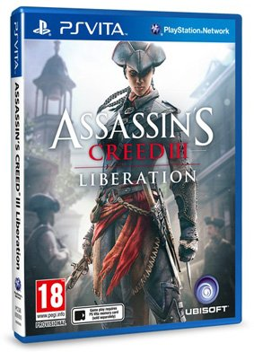 How to play as Assassin's Creed III hero Connor in Liberation on Vita