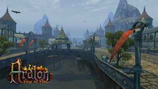 Explore three continents of quests and magic in Aralon: Forge and Flame