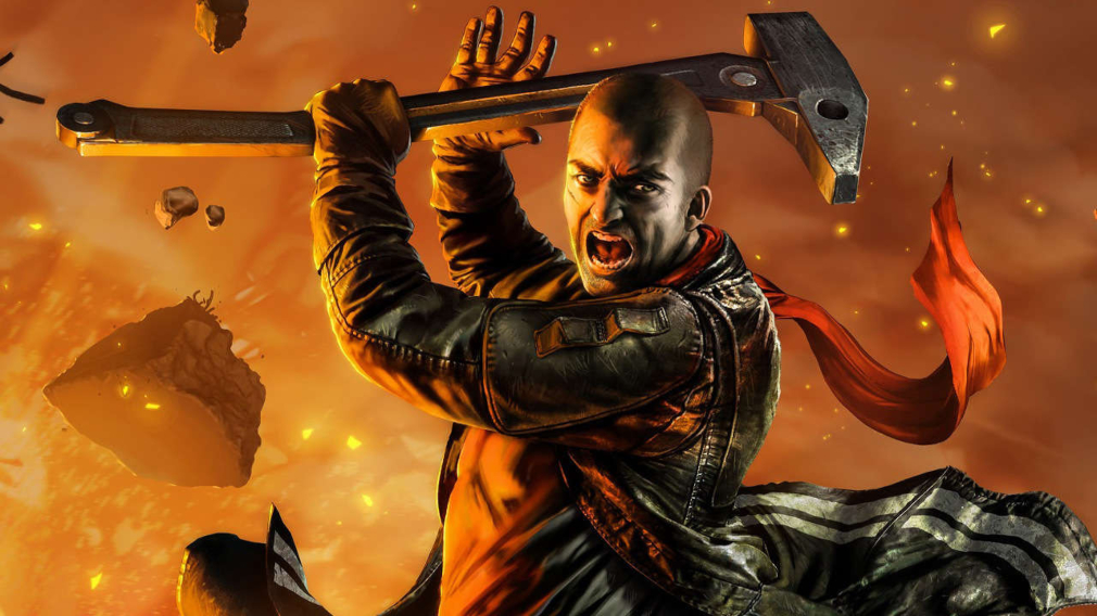 Red Faction: Guerrilla Re-Mars-tered  icon