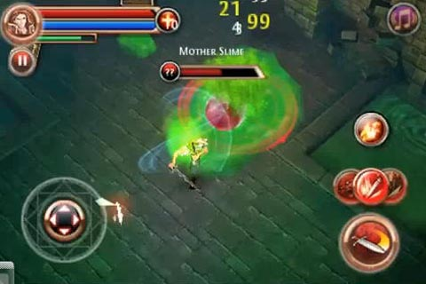 Dungeon Hunter Free hits the App Store