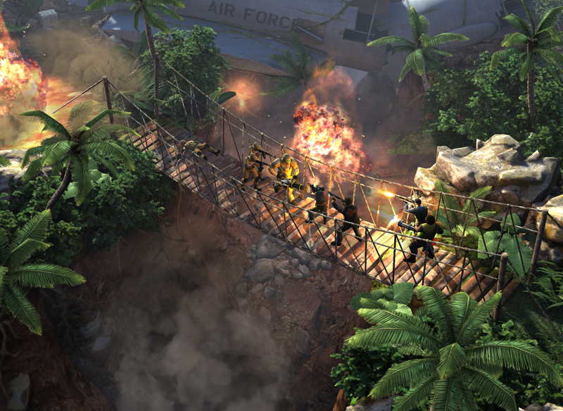 Crytek's deck-building shooter The Collectables goes global on iOS