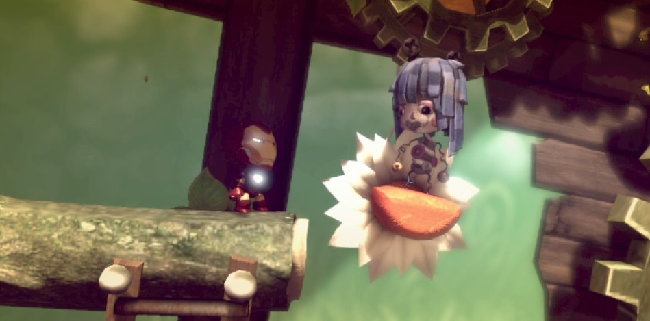 LittleBigPlanet PS Vita Marvel Super Hero Edition hits European retailers this November