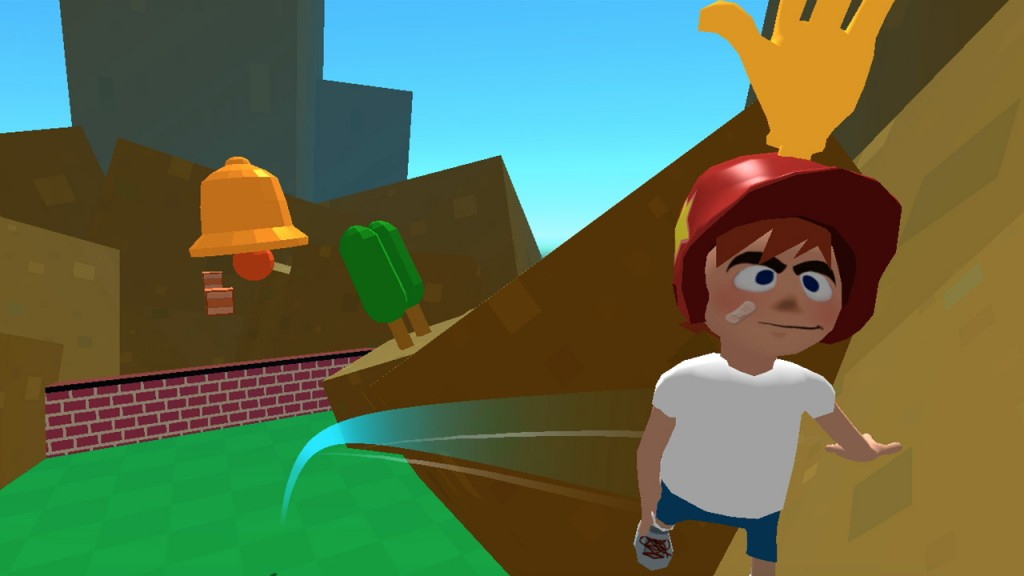 GDC 2016: Dizzying VR platformer Swing Stars wins second prize at the GDC 2016 BIP