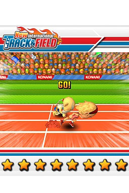 New International Track & Field icon