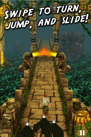 Google Play search quirk leaves Temple Run buried under unofficial tips