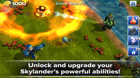 Skylanders Battlegrounds enters a new arena and becomes free to download on iOS