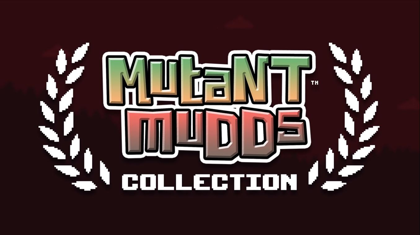 2D platformer Mutant Mudds heads to the Nintendo Switch in a three-piece collection