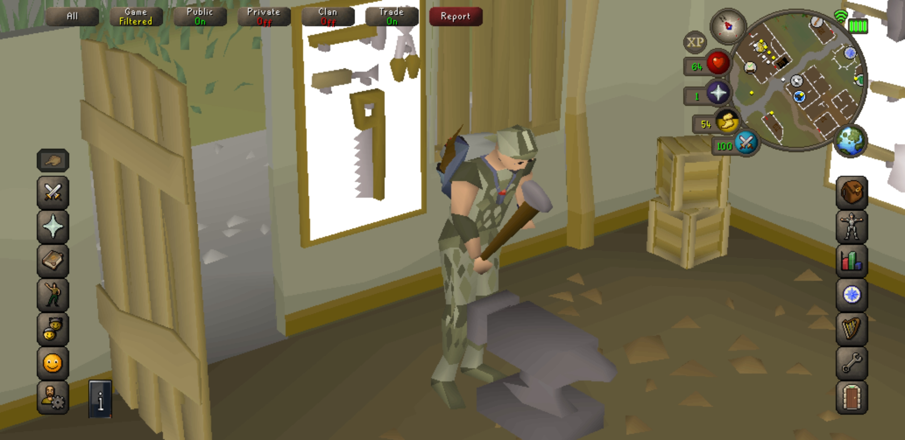 Tell us what you think about Old School RuneScape mobile right here