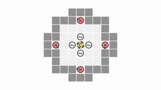 Sokobond will challenge you with chemistry-based puzzles this December