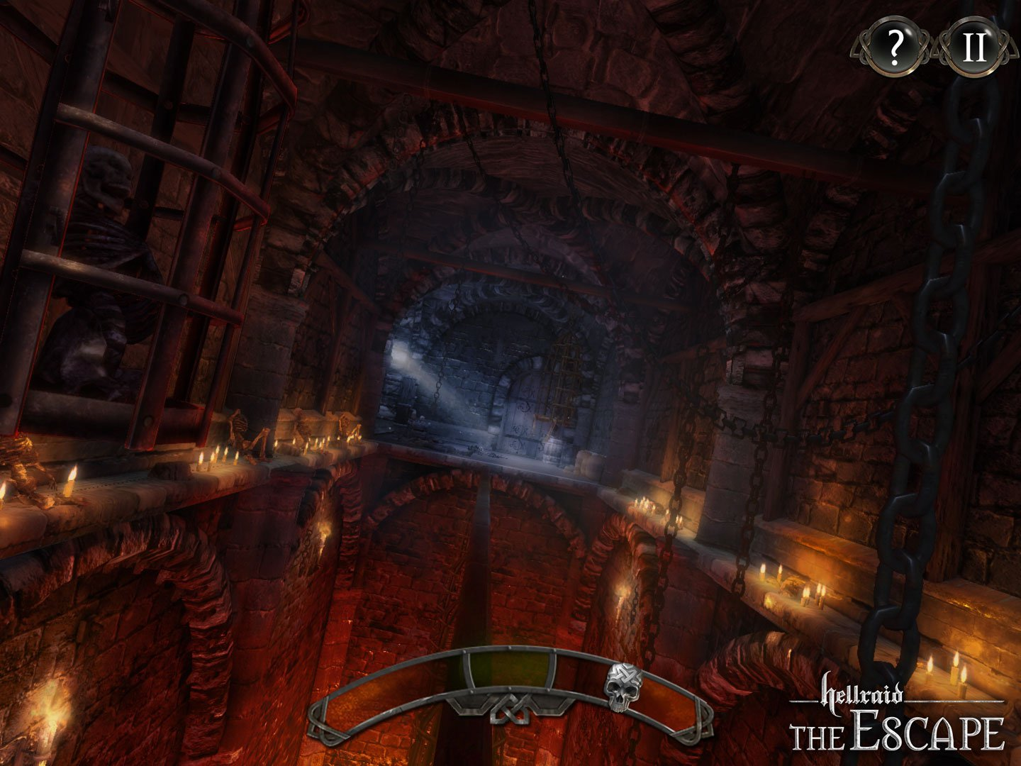 Hellraid: The Escape is set to ensnare you in its magic prison on iOS on July 10th