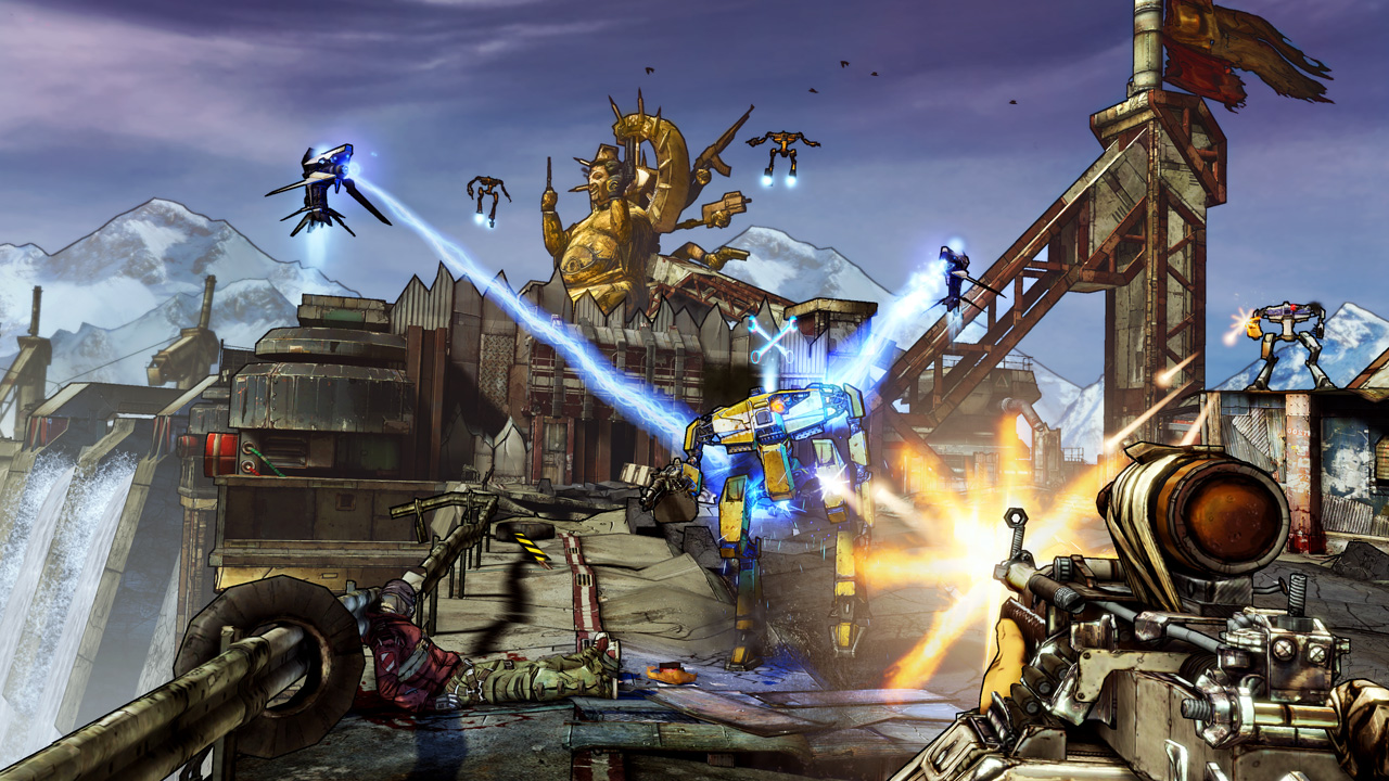 Five Keys to Victory in Borderlands 2 Now on NVIDIA SHIELD