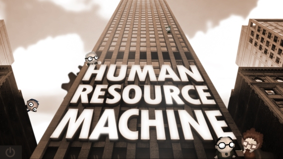 Little Inferno dev announces a new 'puzzle game for nerds' called Human Resource Machine
