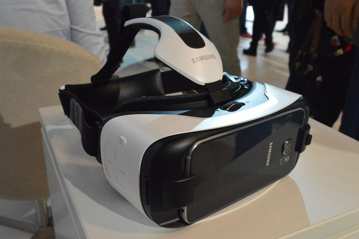 Will the Samsung Gear VR go up for pre-order tomorrow?