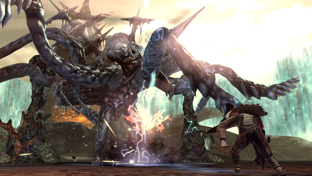 Soul Sacrifice release slips to 2013, but compensates with a new gameplay trailer