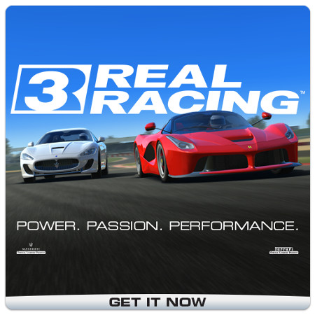 The latest Real Racing 3 update adds Italian style and hybrid engines to the Gold Award-winning racer
