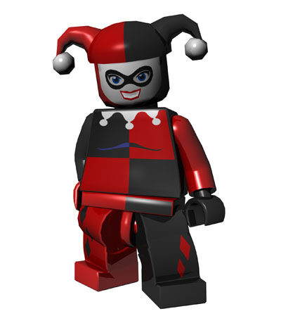Character artwork for some of the LEGO Batman villians