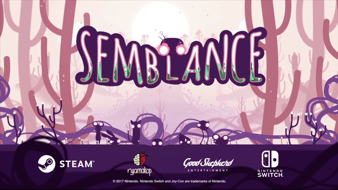 Deform the world and yourself in Playdough-like platformer Semblance, coming to Switch later this year