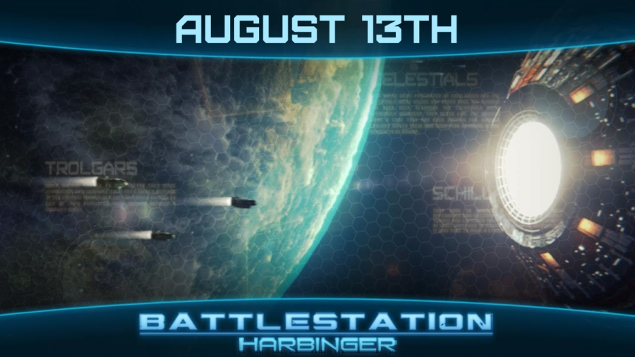 Battlestation Harbinger Combines Star Map Strategy With Real Time