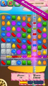 [Update] Candy Crush Saga dev trademarked 'candy' and is trying to remove games with infringing titles