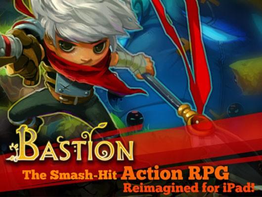 Award-winning console RPG Bastion debuting on iPad tomorrow