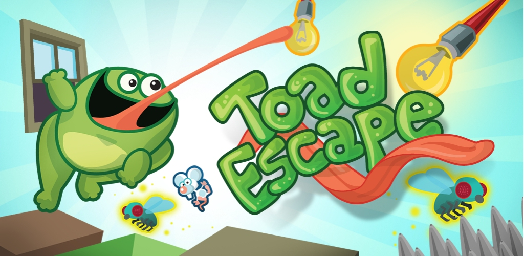 Sponsored Feature: Dream Apps Labs on Toad Escape leaping onto iOS and Android