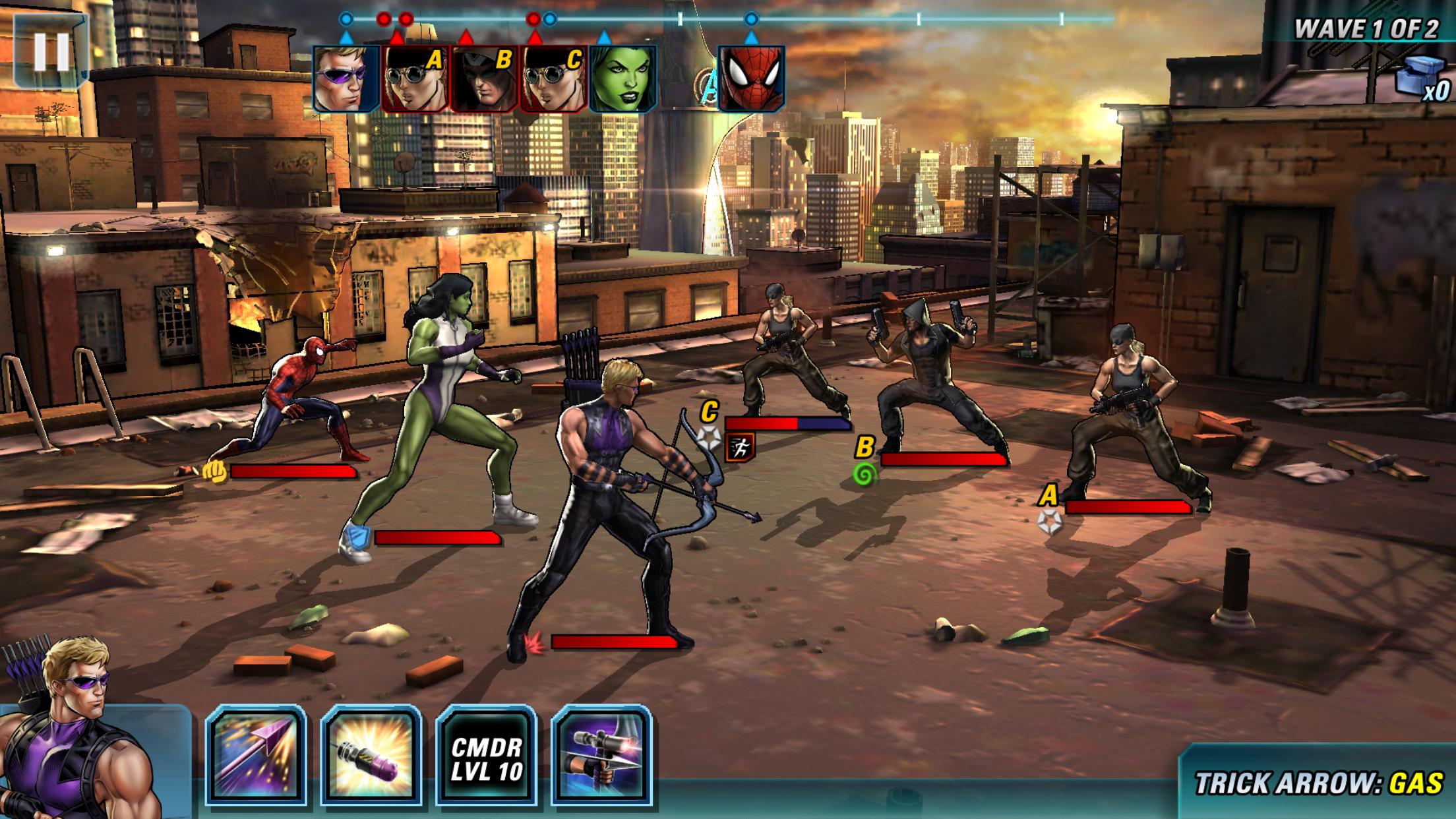 Marvel avengers alliance 2 game newcastle casino hotel