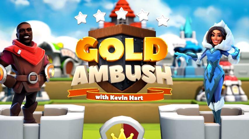 Gold Ambush icon