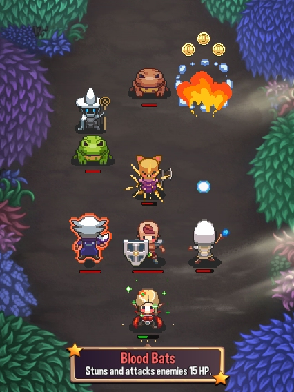 Swap Heroes might be your next turn-based fantasy battle addiction on iOS