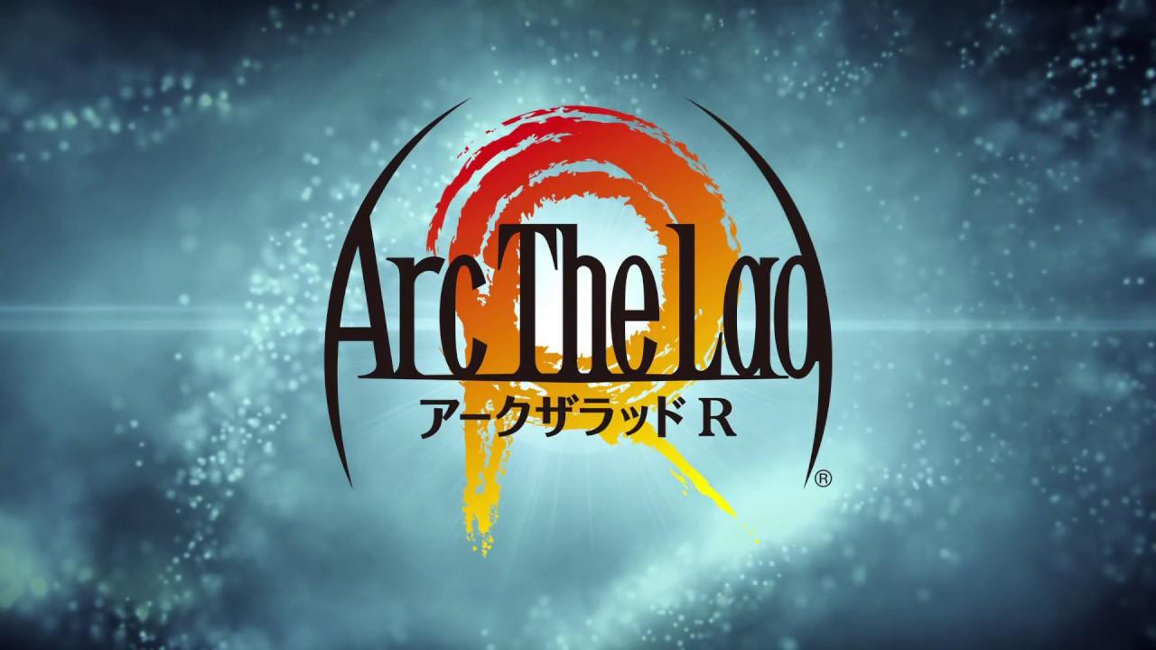 Arc the Lad R icon